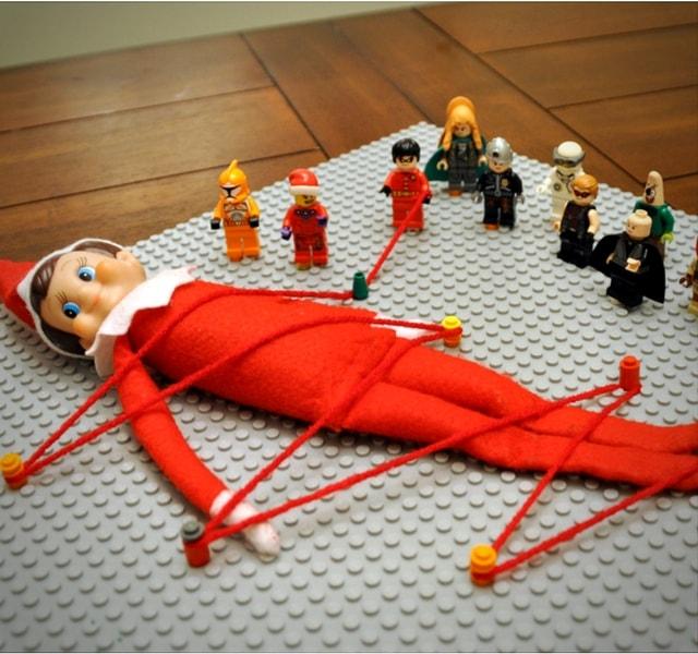 Lego My Elf