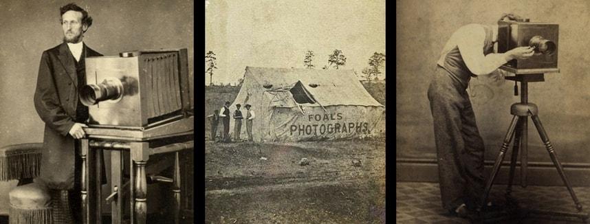 Civil War Horse Photographer Alexander B Foals
