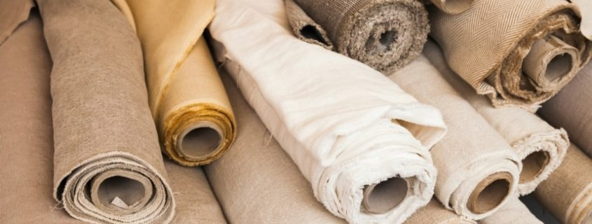 Choosing Fabric for Display Cases