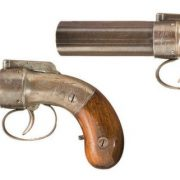 Pepperbox Pistols Last Line of Defense