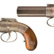 Pepperbox Pistols Last Line of Defense