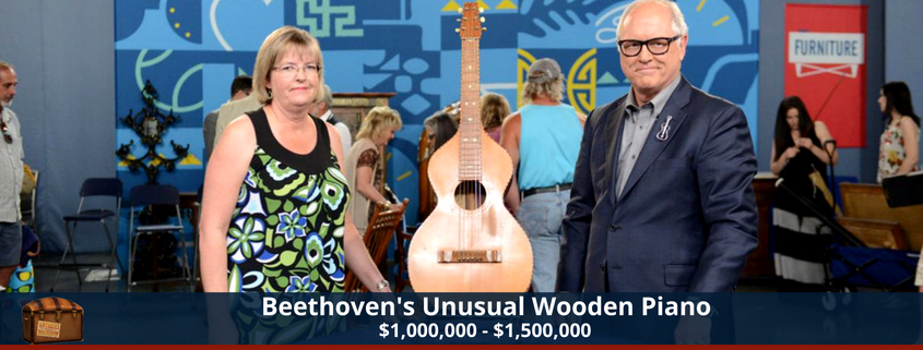 Antiques Roadshow Captions