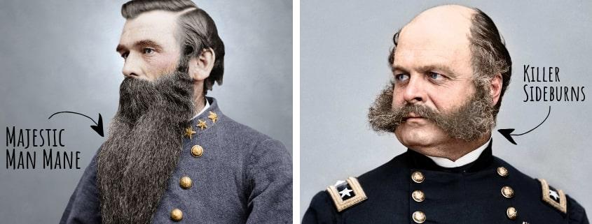 The War Between the Beards