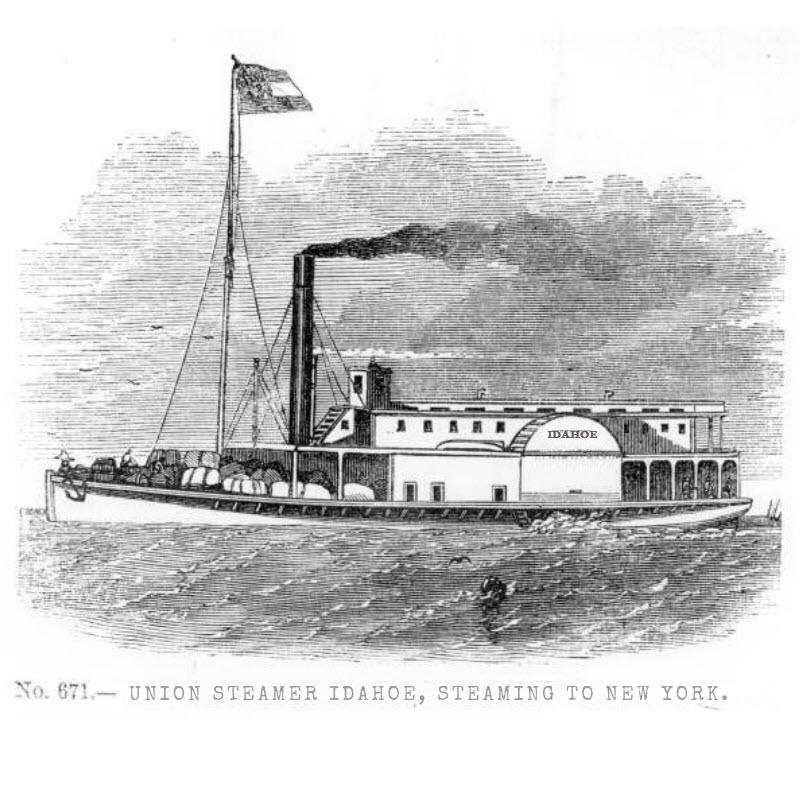 Steamboat Idahoe