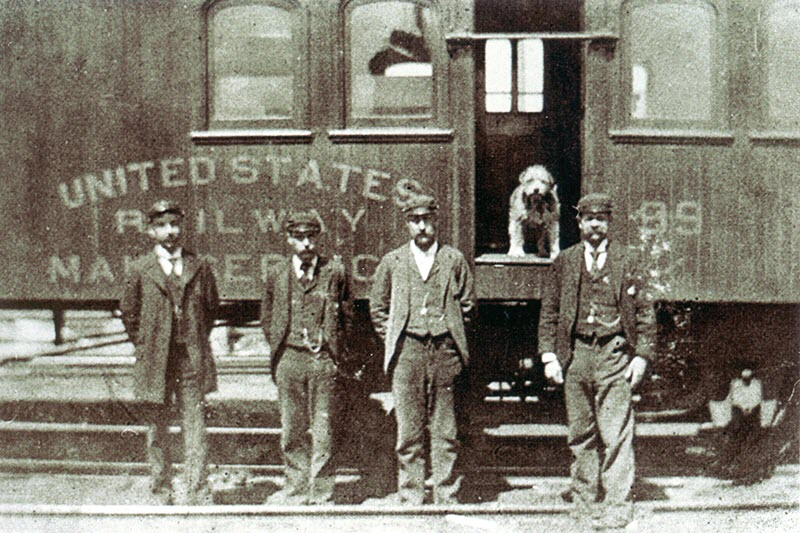 Owny Rail Mail Service Clerks