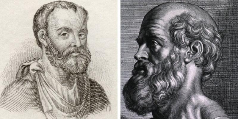 Galen & Hippocrates