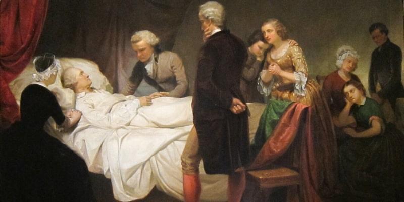 George Washington Bloodletting