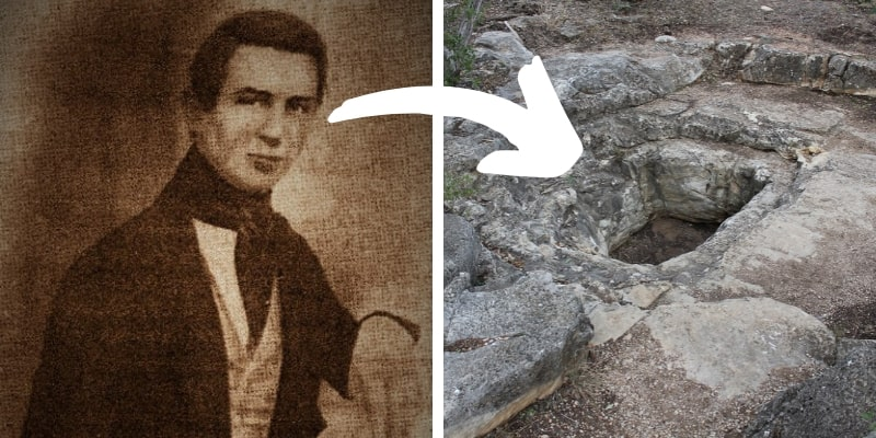 Adolph Hoppe and the Dead Man's Hole.