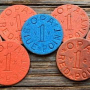 WW2 Ration Tokens