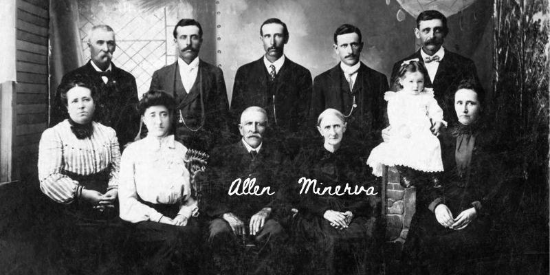 Allen and Minerva Jacobs