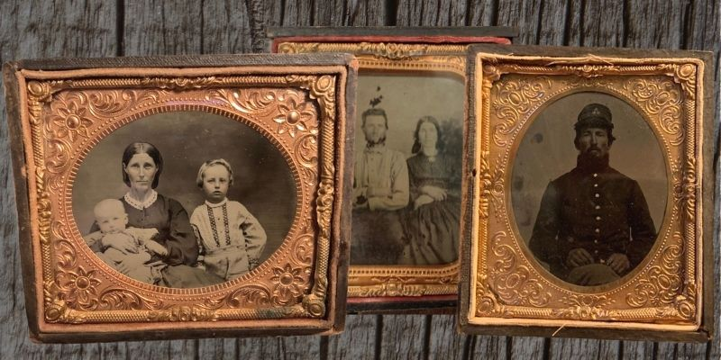 Jacobs Family Photographs