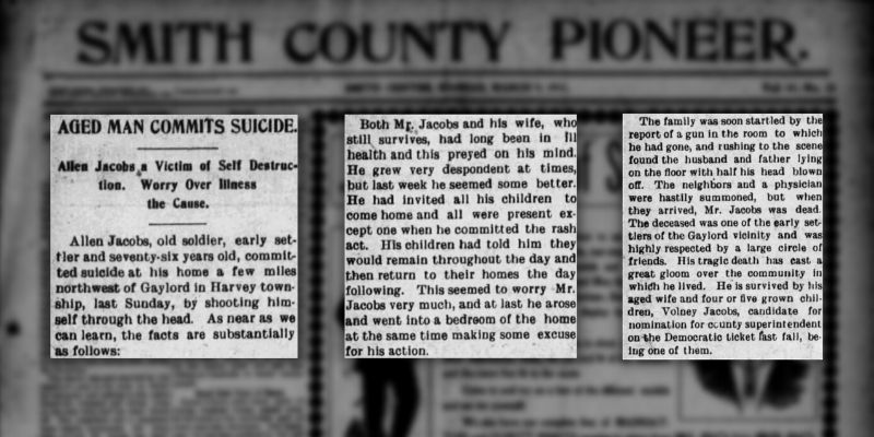 Smith County Pioneer