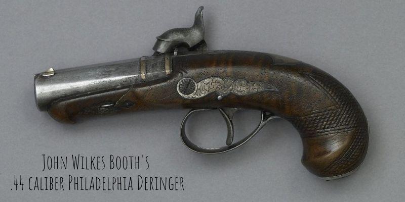 Booth's Philadelphia Deringer