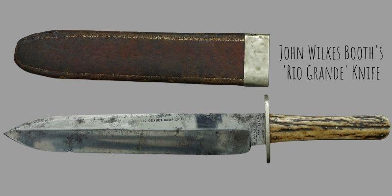 Booth's Rio Grande Knife
