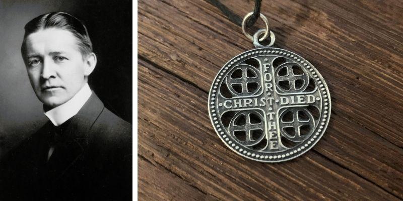 Bertram Goodhue Church War Cross